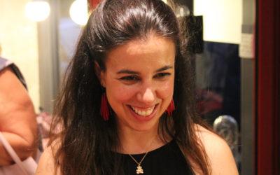 Vernissage du 25 Mai 2018 – Cristina Gatti